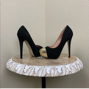 FREDERICKS OF HOLLYWOOD Platform Stiletto Heel 5.5
